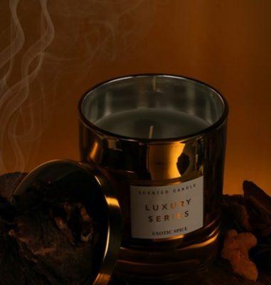 Deko-Trends: Luxus Duftkerzen im Glas von Baobab Collection online bestellen.