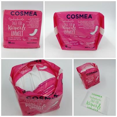 COSMEA - Nachhaltige Damenhygiene