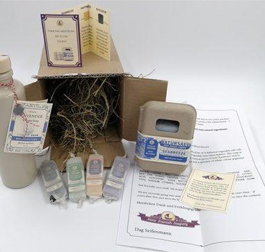 Saew Danish Soapery– Nachhaltige, natürliche Pflegeprodukte