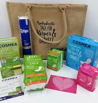 COSMEA – Nachhaltige Damenhygiene