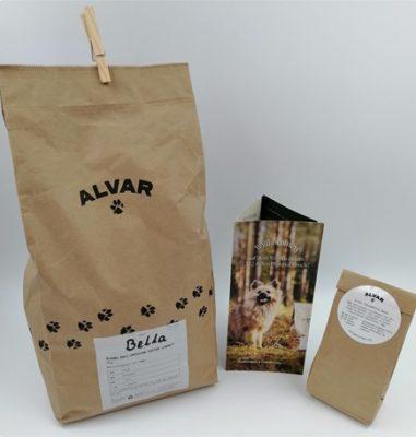 Alvar – CO2-neutrales Hundefutter das du und dein Hund lieben werdet
