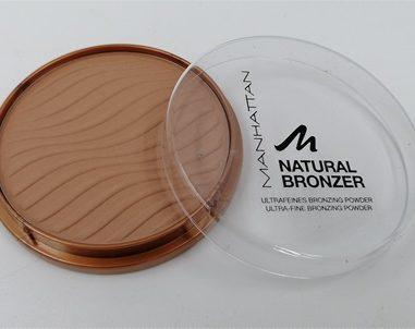 Manhatten Natural Bronzer – Für einen natürlichen, sonnengeküssten Teint