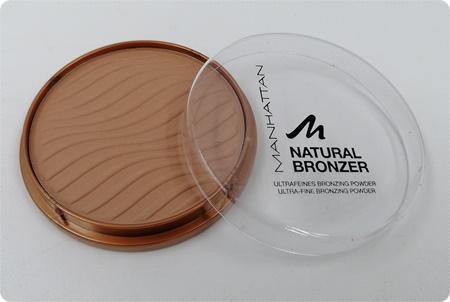 Manhatten Natural Bronzer - Für einen natürlichen, sonnengeküssten Teint