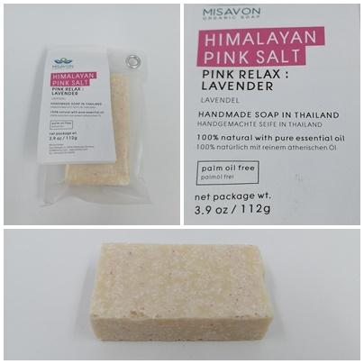 Misavon - Natürliche, handgefertigte feste Seifen made in Thailand