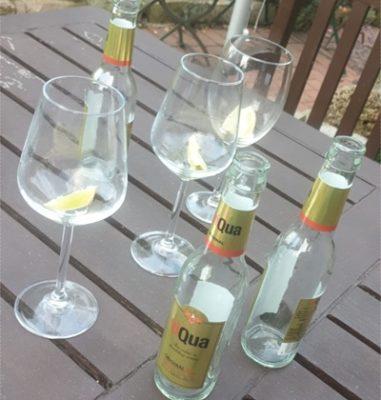 viQua – Premium Weinschorle mit weniger Alkohol und Kalorien