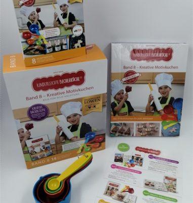 Kinderleichte Becherküche – Back- und Kochbücher für Kinder ab 3 Jahren