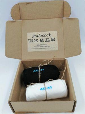 Godesock – Nachhaltige, hygienische und regionale Socken