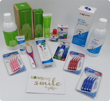 One Drop Only - Mund- und Zahnpflege für gesunde Zähne