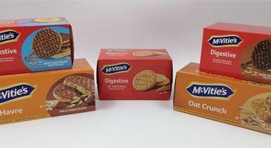 Mc Vitie's – Leckere Kekse, reich an Ballaststoffen