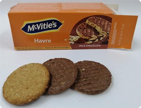 Mc Vitie's - Leckere Kekse, reich an Ballaststoffen