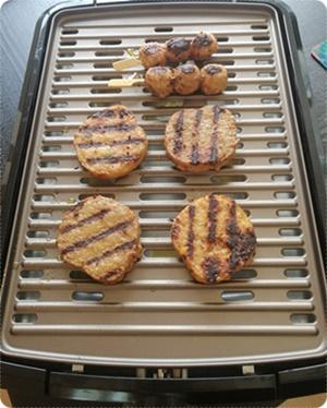 Smokeless BBQ Grill von George Foreman - Schnell, gesund und lecker kochen