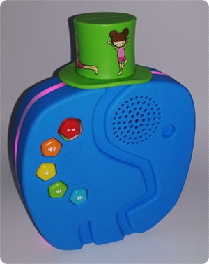 Technifant von TechniSat - Audioplayer für Kinder