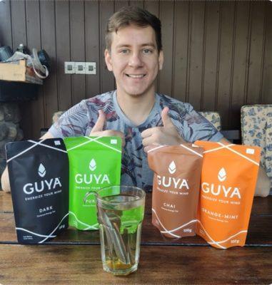GUYA aus dem Guayusa Blatt – Natürlicher Wachmacher aus Ecuador