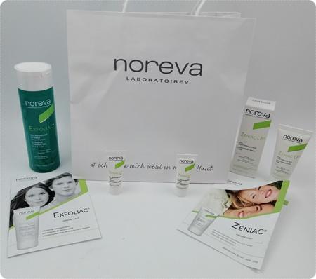 Laboratoires dermatologiques Noreva - Produkte gegen unreine Haut und mehr