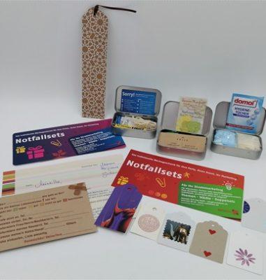 Notfallsets – Ausgefallene Boxen als Geschenk für jeden Anlass