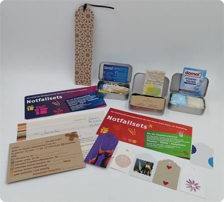 Notfallsets - Ausgefallene Boxen als Geschenk für jeden Anlass